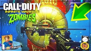 infinite warfare zombies new gameplay weapons power ups zombies easter eggs pack a punch
