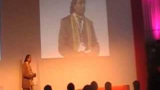 Teil 1/3: Sanjay Sauldie spricht auf der Talentmesse der Deutschen Telekom zum Thema Open Innovation
