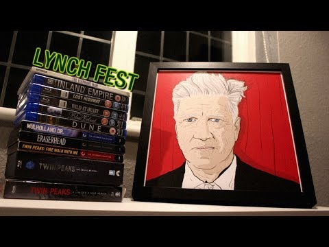 David Lynch Blu-ray Collection | LYNCH FEST
