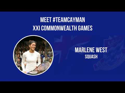 Marlene West: Team Cayman profile XXI Commonwealth Games