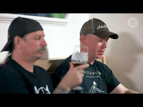 Trappist Beer Pairing 7: Dave Witte, Richard Christy Drink Schneider Weisse Aventinus Weizenbock