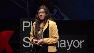 Logra lo imposible: vence tus miedos y cree en ti. | Carolina Águila | TEDxPlazaSotomayor