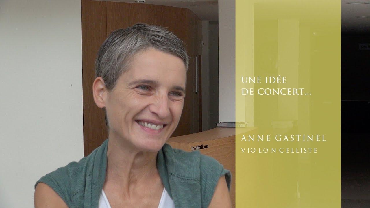 Anne Gastinel Net Worth