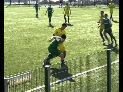 Daniel Goldberg, Highlights Clip- Football Player Maccabi Haifa U-18