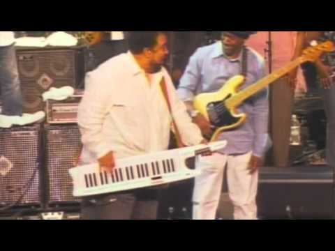 GEORGE DUKE MARCUS MILLER REACH FOR IT LIVE