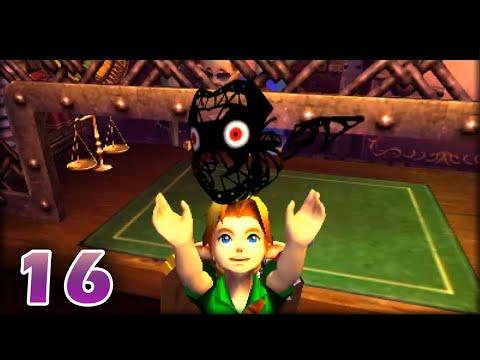 Zelda Majora's Mask 3DS Parte 16 En Vivo - Mejora Rupias, Máscara trasnochar, Máscara de la verdad