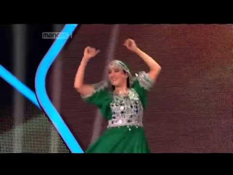 رقص افغانی