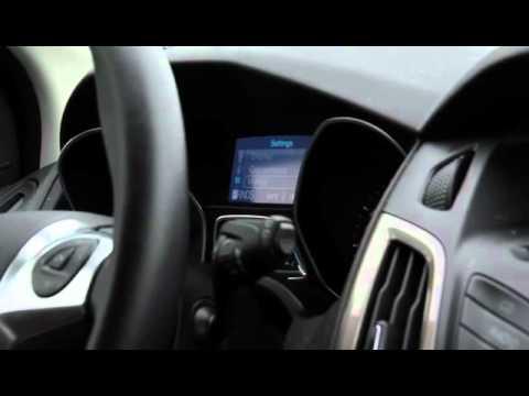 Ford MyKey Demo