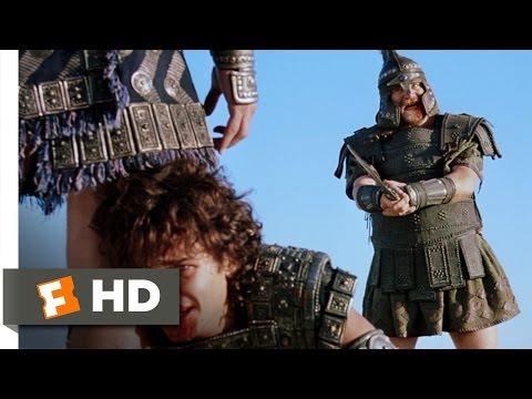 Troy (2/5) Movie CLIP - Hector Saves Paris (2004) HD streaming vf