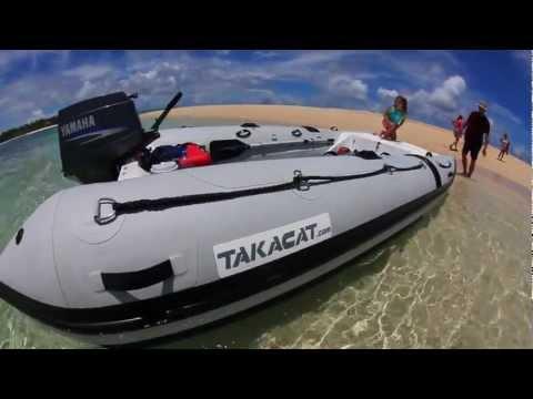 Nano catamaran nc290 small portable fishing boat for Portable fishing boat