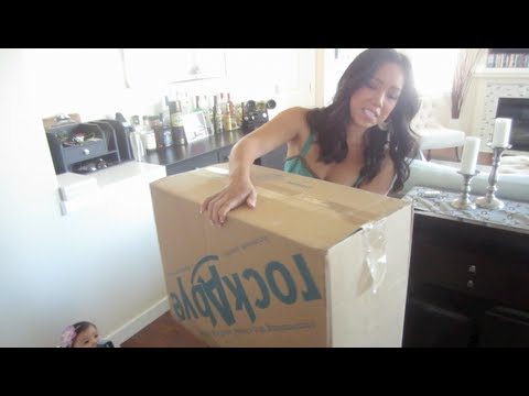 SURPRISE PACKAGE IN THE MAIL! - July 26, 2013 - itsJudysLife Vlog