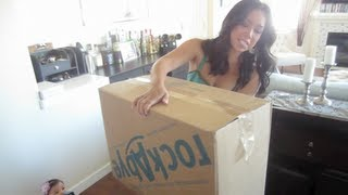 surprise package in the mail july 26 2013 itsjudyslife vlog