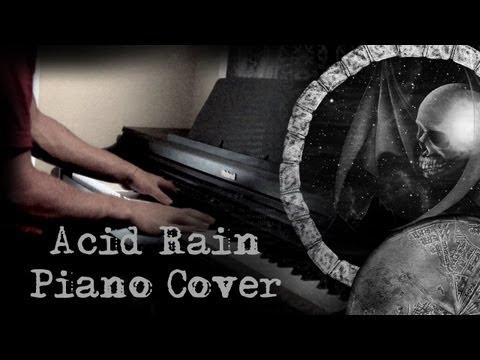 Avenged Sevenfold - Acid Rain - Piano Cover