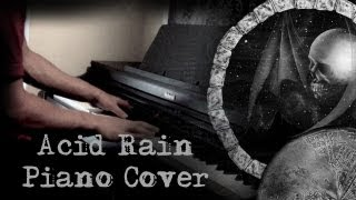 Avenged Sevenfold - Acid Rain - Piano Cover