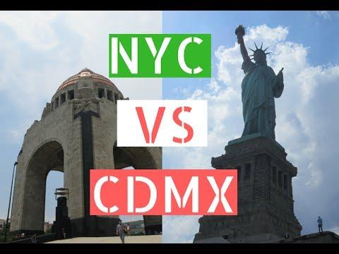 CDMX (Mexico City) vs. New York City: Which is Better? // Life in Puerto Vallarta Vlog