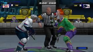 Dolphin Emulator - NHL Hitz 2003