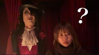 ローズ伯爵ありがとうございました。 https://www.dd-holdings.jp/shops/vampirecafe/ginza#/ ローズ伯爵の血ゃんねる ...