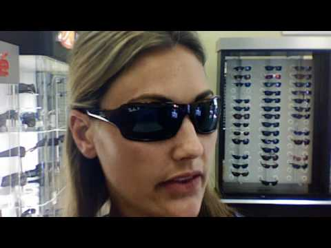0f5fb84289 Ray Ban RB4075 Sunglasses Review 642-57 - YouTube