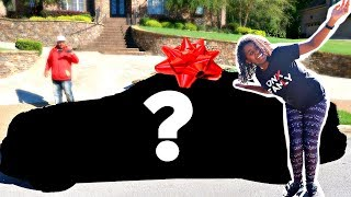 NEW CAR SURPRISE! (I FREAKED OUT) - Onyx Family