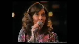 The Carpenters - Talk Of The Town - London England - 1974 excerpt edit 2016 Gene Presler.