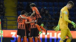 Shakhtar 1-0 Dnipro. Highlights (26/04/2017)