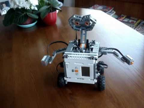 Wall E Lego Mindstorms Nxt Building Instruction Pcnvxvw