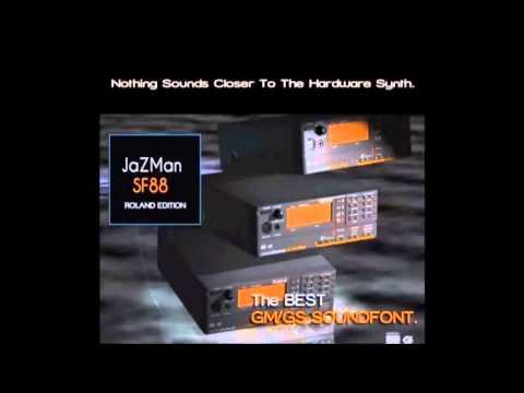 Gm Soundfont Sf2