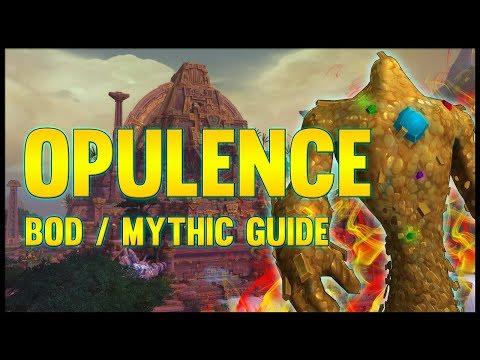 Opulence Mythic Guide - FATBOSS