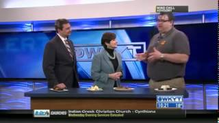 Bd's Featured On Wkyt Midmorning Show