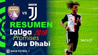 Resumen Al Ain FC vs Juventus LaLiga Promises Abu Dhabi 2019