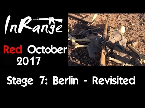 Rifle Dynamics' Red October AK 2017 - Stage 7: Berlin Revisited