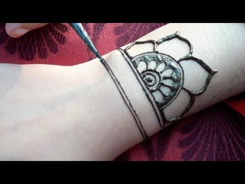 Simple and unique mehndi designs for back hands ||मेहँदी डिजाईन ||mehendi