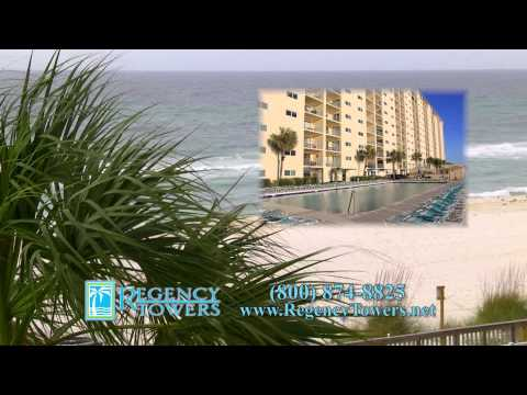 Regency Towers on Fox T.V. by Vacation Place Rentals in P.C.B, Florida