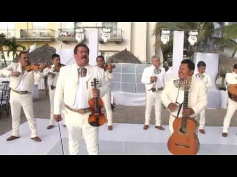 Mariachi for your Puerto Vallarta Wedding by PromovisionPV.com Video ...