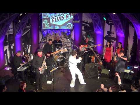 Flying Times - Suspicious Minds  - ELVIS81 New Orleans Club