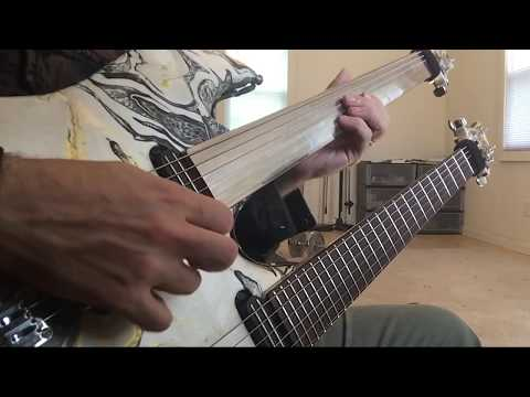 SONS OF APOLLO 'Coming Home' - Bumblefoot guitar solo up close