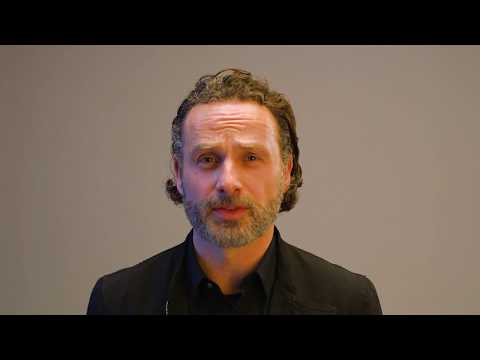 Who was Andrew Lincoln's first love? Hear the story & more from the cast of Love Actually