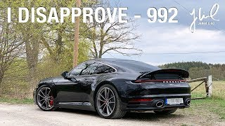things i disapprove on my porsche 992 carrera s 2020 ep 077
