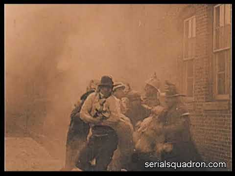 THE PERILS OF PAULINE Serial Episode 14 The Aerial Wire (1914)
