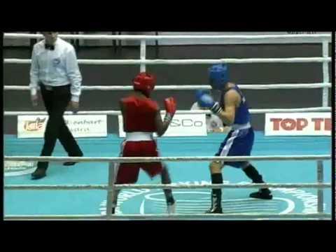 Light (60kg) R16- Toledo Yasnier (CUB) VS Ardee Saylom (THA) -2011 AIBA World Champs