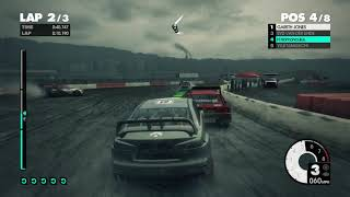 dirt3 game part1 Game Play