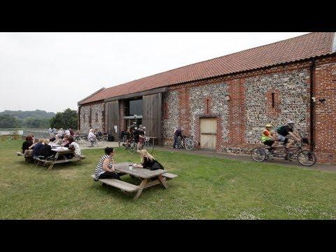 Greentraveller Video of Whitlingham Visitor Centre, The Broads, Norfolk
