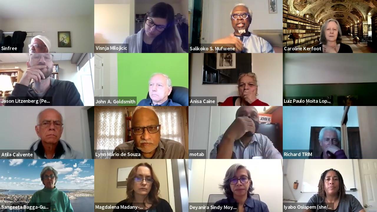 Download African Studies Global Virtual Forum: Decoloniality and Southern Epistemologies–Salikoko Mufwene