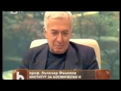 Senior Bulgarian Scientist Discusses Alien Reality - Secret