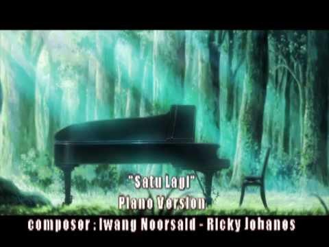 Iwang Noorsaid : Satu Lagi-New Piano Version (Compsr-Iwang Noorsaid-Ricky Johanes)