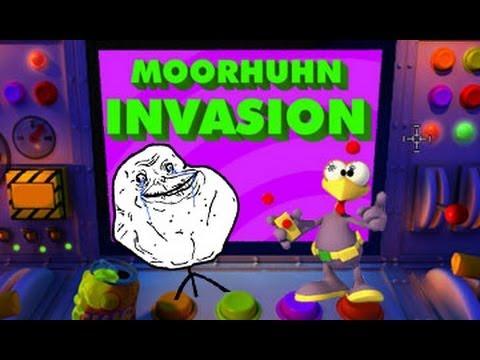 BEST MOORHUHN EVER ! Invasion |