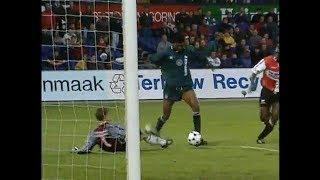 Nwankwo Kanu : How to Round a Goalkeeper
