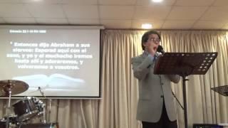 """""""Obediencia a Dios, siempre""""  Pr. Claudio Aguilera"""