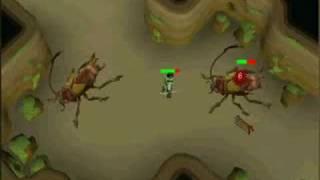 [f2p] Runescape cockroach killing guide - Money making