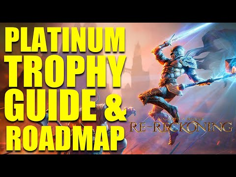 Kingdoms Of Amalur Re-Reckoning Trophy Guide And Platinum Roadmap (Spoiler Free) PlayStation 4